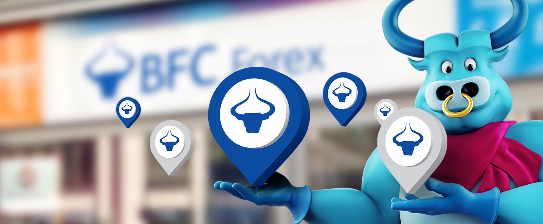 Find a BFC Forex Branch